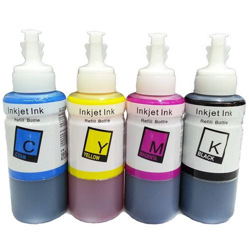 Canon IP7240 Ink Refill Bottle-2 Black,Cyan,Magenta,Yellow