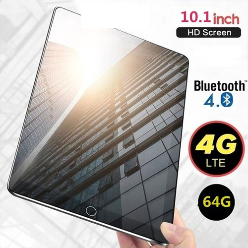 WiFi Tablet PC 2560*1600 IPS Screen 10.1\\ Inch Ten Core 4G+64G Android 7.1 Dual SIM Dual Camera Rear 13.0MP IPS New