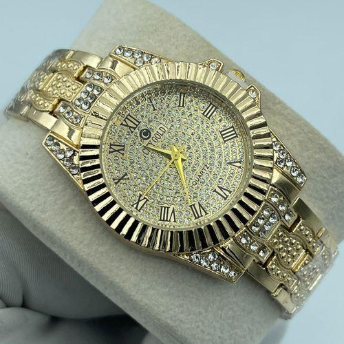 Luxury Rose Gold Watch