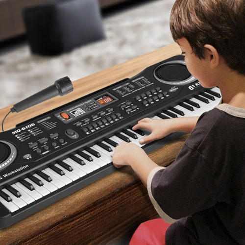61Keys Digital Music Electronic Keyboard Gift Electric Piano