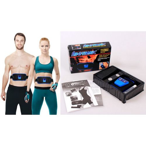AB Gymnic Arm Leg Waist Weight Lost Electronic Muscle