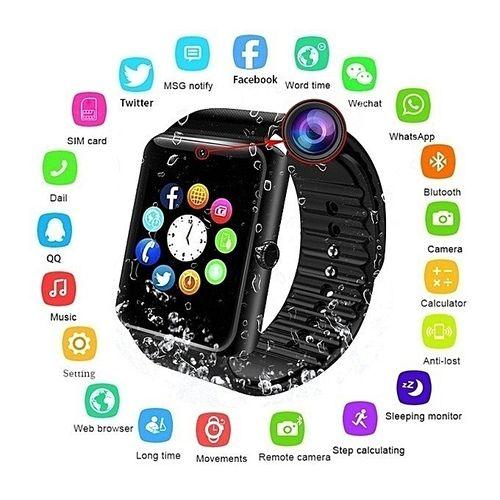 NEW Smart Watch Touch Screen Wrist Watch With Camera/SIM Card