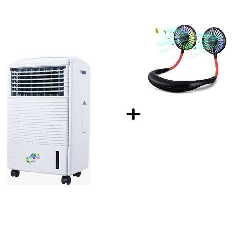 Superb Long Lasting Air Cooler With Free Neck Fan