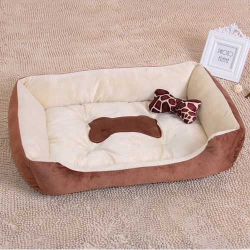 Pet House Bed Comfortable Dog Cat Bed Pet Kennel Soft Home Bed