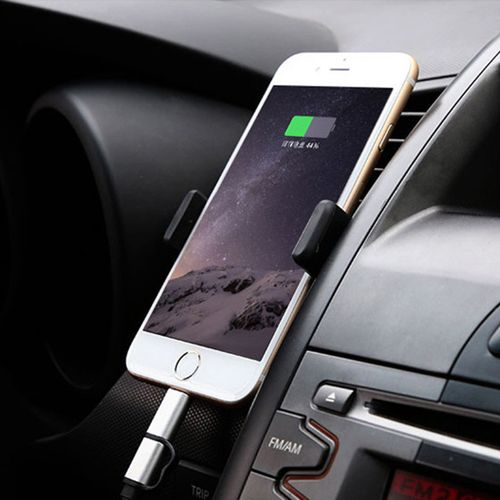 Universal Car Phone Holder Stand Air Vent Mount Holder 360 Degreen