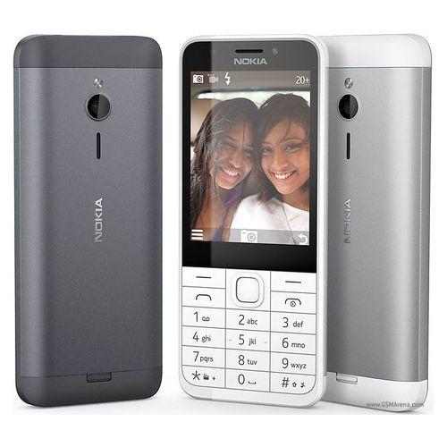 "Nokia 230 Dual SIM 2.8"" 2MP GSM Keyboard Mobile Phone"