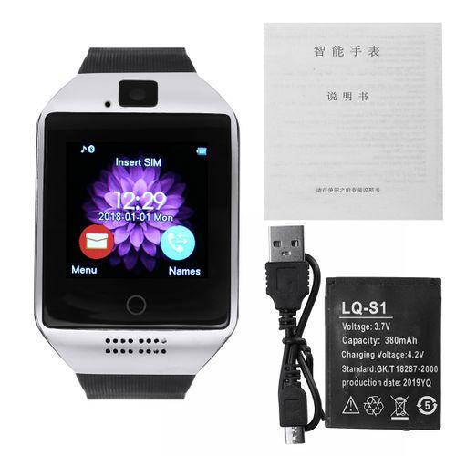 Smart Watch Bluetooth Heart Rate Monitor Fitness Tracker