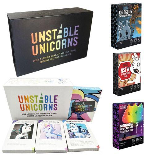 Unicorn Board Game Card Full Range Ebay Hot Sale