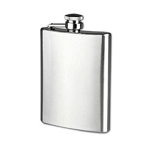 Stainless Steel Unbranded Pocket Whisky Alcohol Hip Flasks