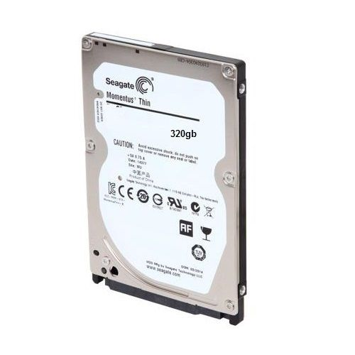 320gb Laptop Sata Hard Drive For Internal And External