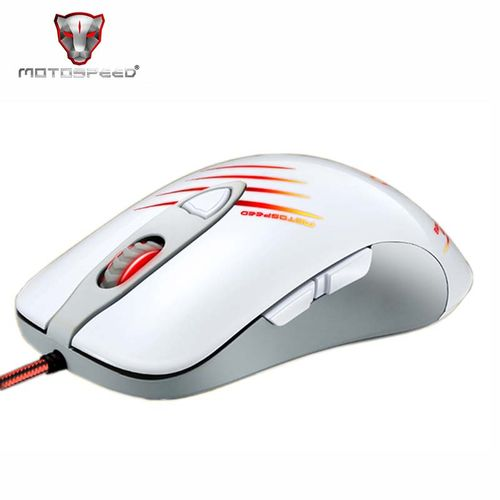 V16 Gaming Mouse 6 Buttons USB Wried Mice Backlit LED