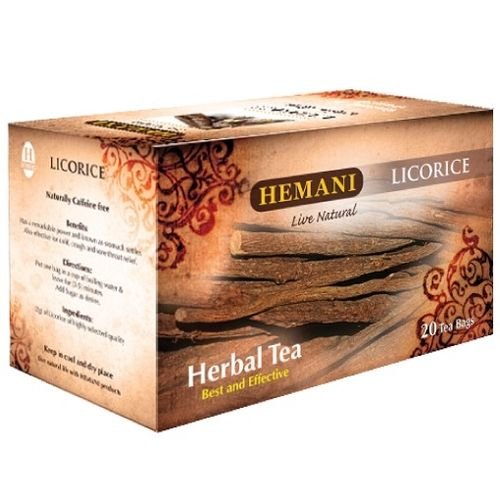Organic Licorice Root Powder- 20bags