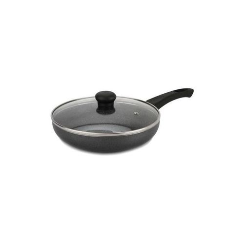 Non Stick Fry Pan With Glass Cover
