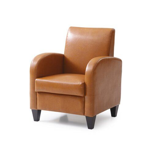 Living Room Furniture Kaylyn Leather ArmChair