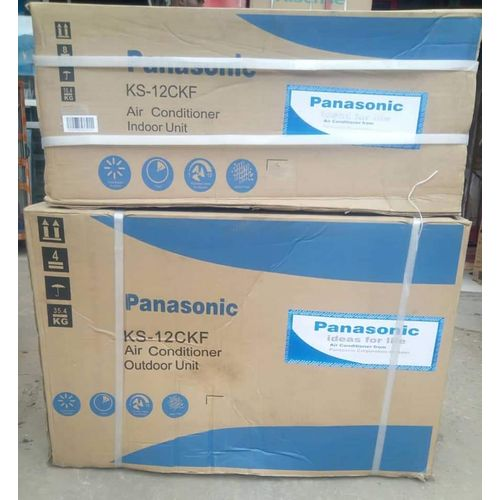 Panasonic 1.5hp Split AIR CONDITIONER SUPER COOL WITH KITS