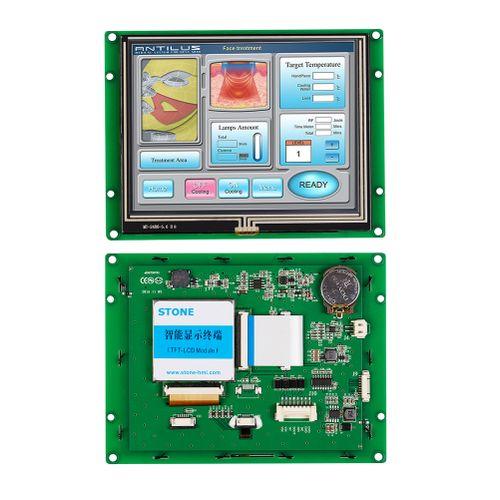 "5.6"" Intelligent Programmable TFT LCD Resistive Panel"