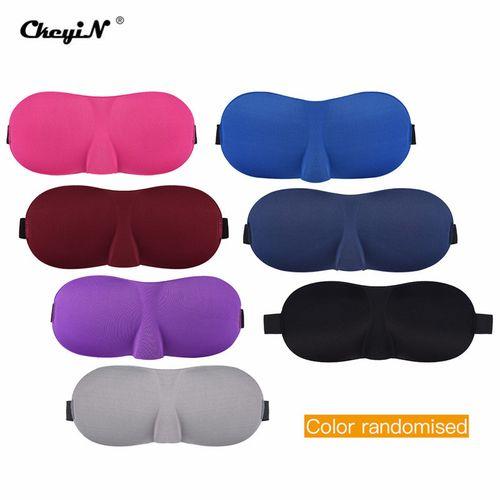 Sleep Mask Eye Mask Cover Block Light With Adjustable Belt