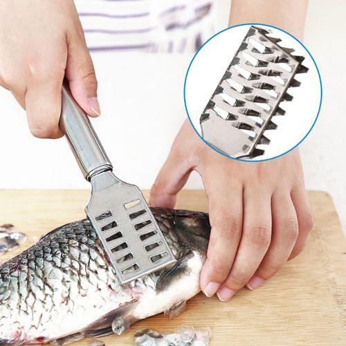 Fish Planer Kitchen Gadget Scale Scraper Kitchen Tools