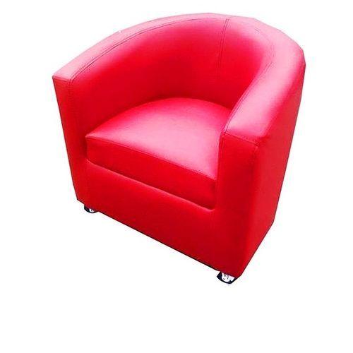 Executive Leather Sofa