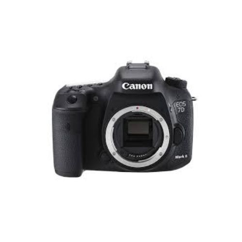 EOS 7D MARK II PROFESSIONAL DSLR CAMERA WITH 18-135MM LENS