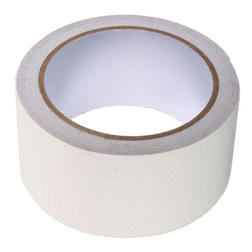 5cm X 3m Floor Safety Non Skid Tape Roll Anti Slip Adhesive Stickers High Grip White