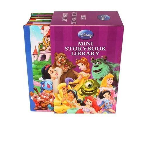 Mini Story Book Library For Kids