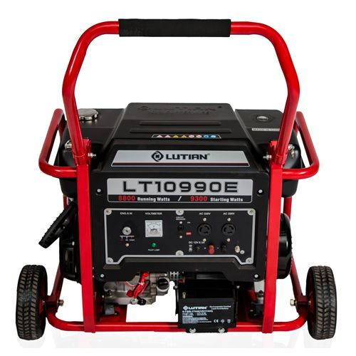 9.3KVA Ecological Generator With Remote Control - LT10990E