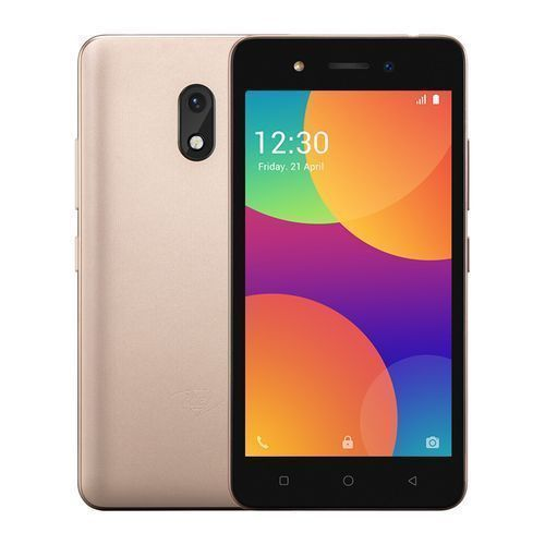 "A16 Plus 5.0"" Screen Android 8.1, 1GB ROM + 8GB ROM, 5MP + 2MP, 2050mAh Dual SIM 3G -Champagne Gold"