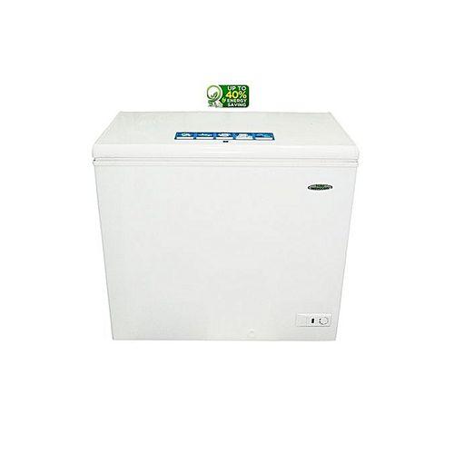 Medium Chest Freezer HTF-150H White (40% Energy Saving )