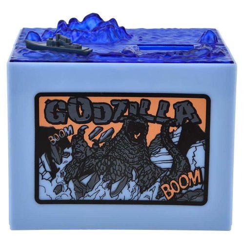 Dinosaur Pattern Money Saving Box With Light Sound Coin Eating Money Saving Pot Piggy Bank Birthday Gift