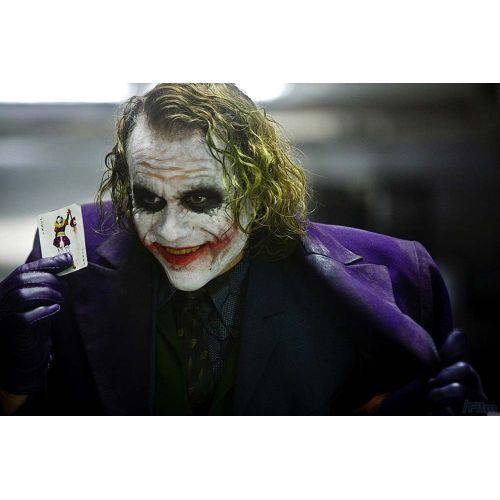 Movies 60X40cm Batman Dark Knight Joker II Wall Picture
