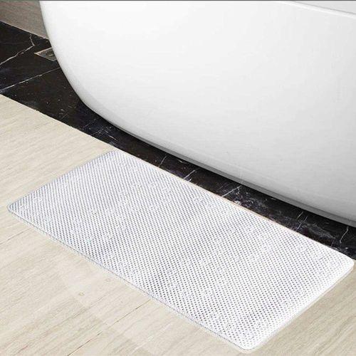 Universal Non-Slip PVC Shower Mat Bathtub Antislip Safety Matting For Kids Elderly