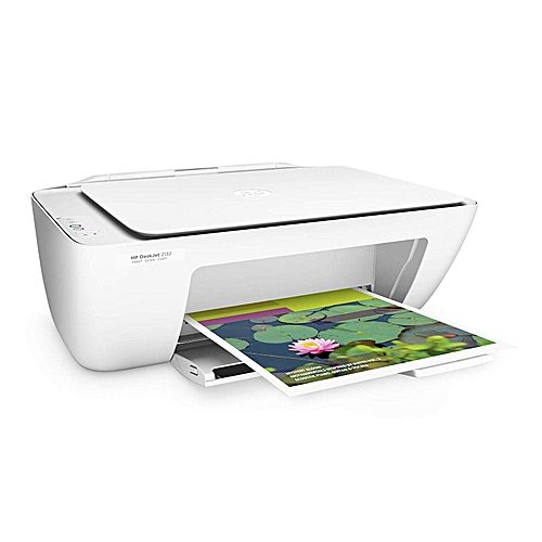 Deskjet All - In - One Colored Printer