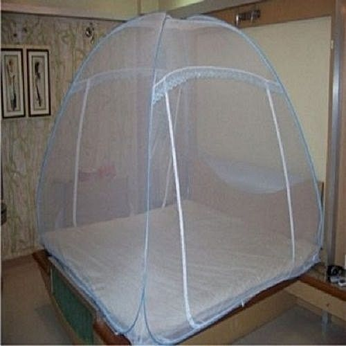 7 By 7 Foldable Mosquito Tent Net For Bed