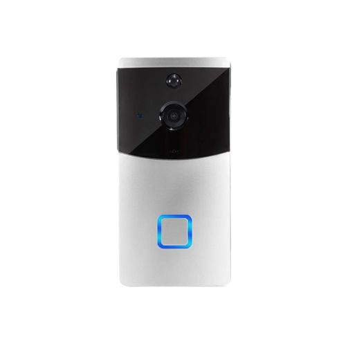 Smart Video Door Bell (With Motion Detection And Voice)