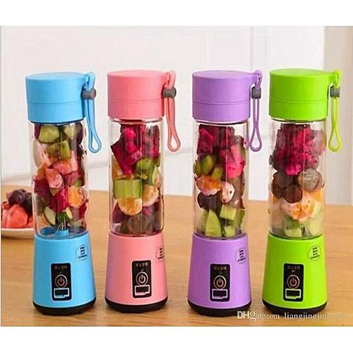 Portable Rechargeable Blender And Fruit Mixer