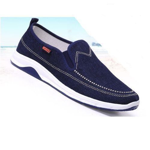Unisex Leisure Fashion Sneaker - Deep Blue