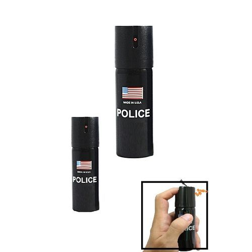 Police Spray For Personal Defense