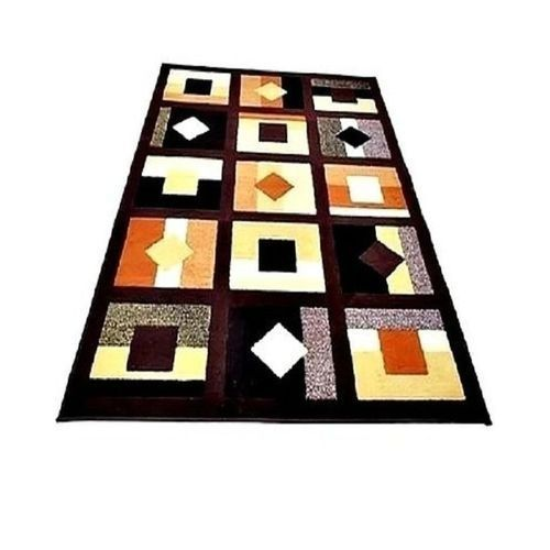 Coco Brown Centre Rug - 3.5ft*5ft