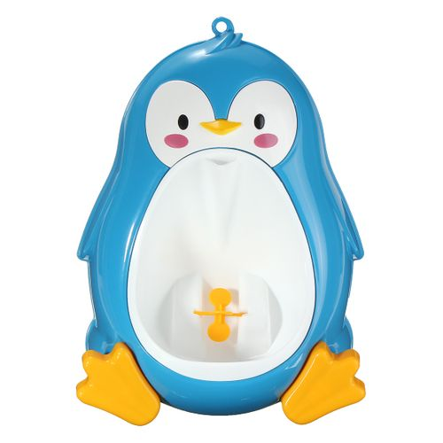 Children Potty Toilet Training Kids Penguin Urinal For Boys Pee Trainer Bathroom