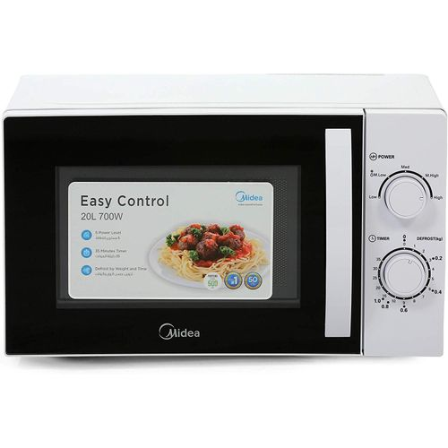 MM720 20-Litre Microwave Oven - White