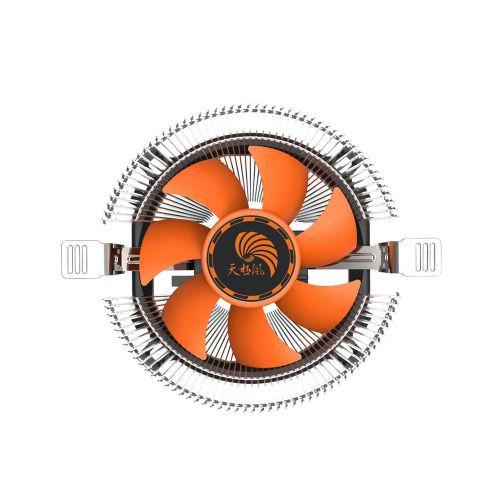 Muliawu Store CPU Cooling Cooler Fan Heatsink Blade For Intel LGA INTEL LGA1155/1156(I3/I5)-AS Show