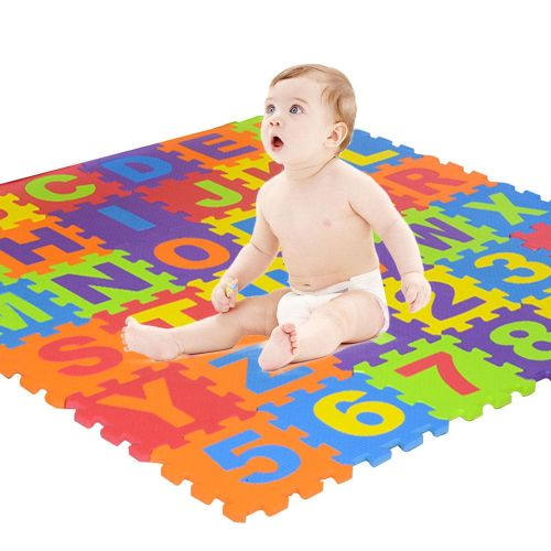 Jigsaw Puzzle Game Foam Mat Alphabet Foam Mats