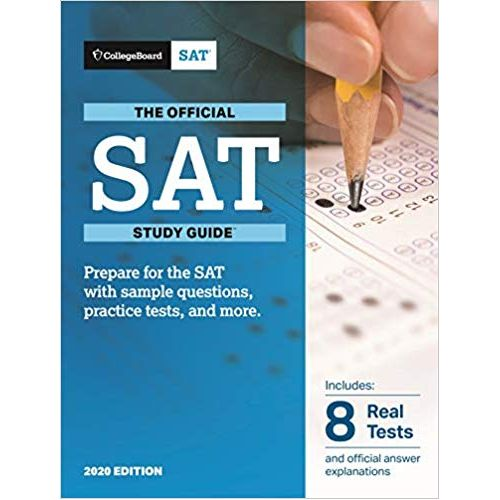 The Official SAT Study Guide - 2020 (College Board)