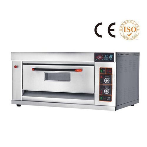 1Deck 3Trays Gas Oven