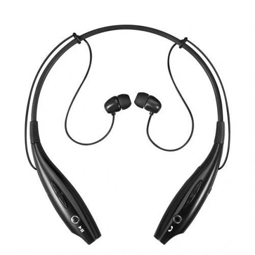 HBS-730 Bluetooth Wireless Headset Sports Bass Earphone