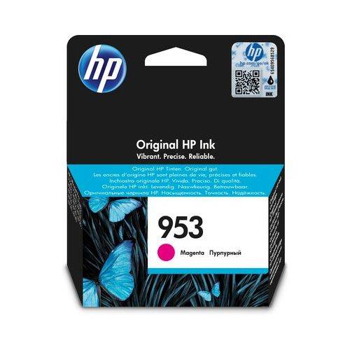 953 Magenta Ink Cartridge - F6U13AE BGX