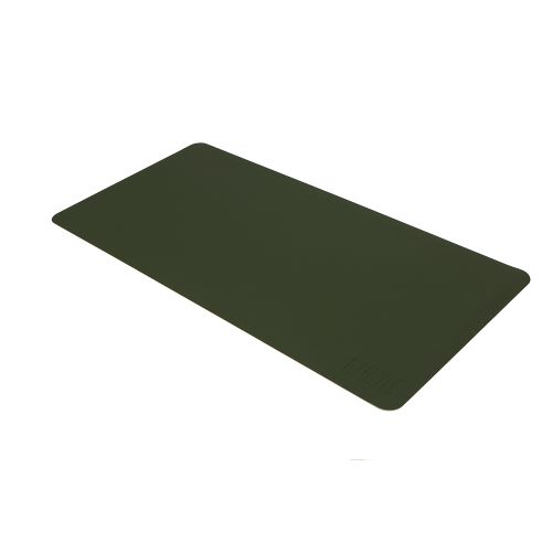BUBM PU Leather Protector Pad Mouse Pad Desk Writing