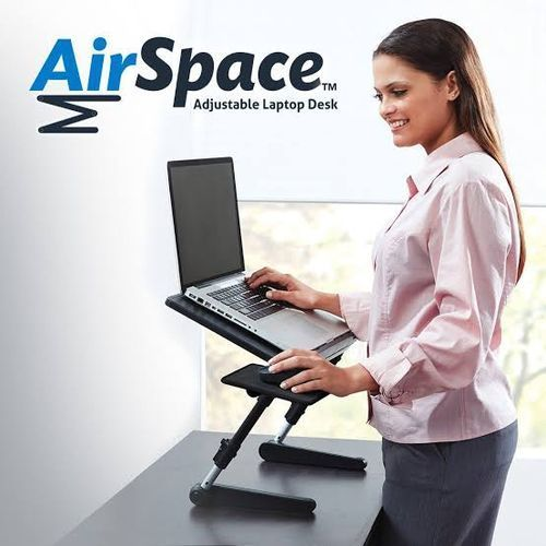 Air Space Adjustable- Laptop Desk