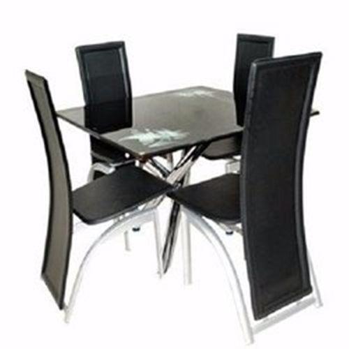 Set Of Dinning,,,black
